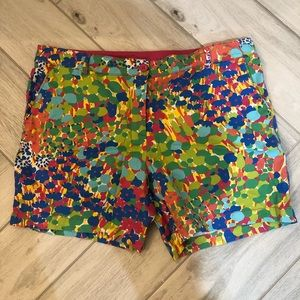 Cute, bright Lily-Inspired Talbots Weekend shorts